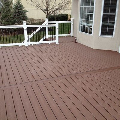 Custom deck in Manalapan NJ - Picture 3244