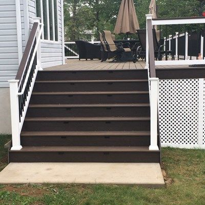 Custom Deck in Manalapan NJ - Picture 3258
