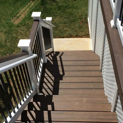 Custom Deck in Manalapan NJ - Picture 3260