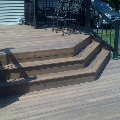 Custom deck in Millstone N.J. - Picture 3286