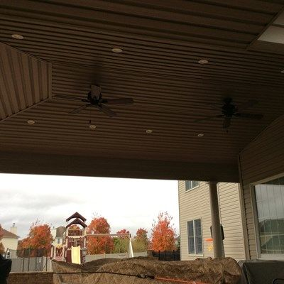 Custom Roof over Paver Patio in Upper Freehold NJ - Picture 3318