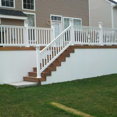 Custom Deck in Manalapan N.J. - Picture 3319
