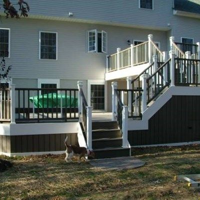 Custom Deck in Howell N.J. - Picture 3322