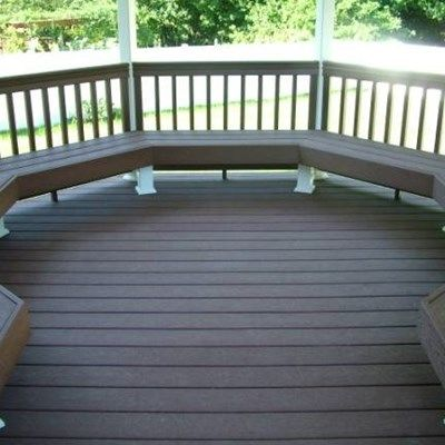 Custom Deck with Gazebo in Hamilton Nj - Picture 3332