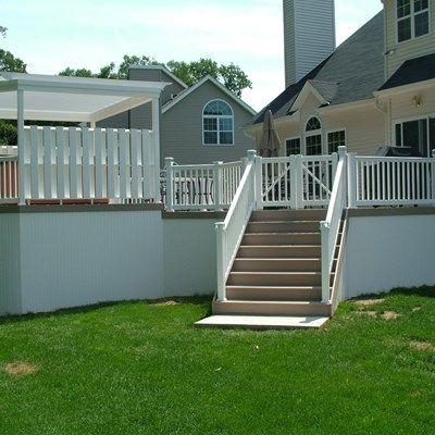 Custom Deck in Monroe NJ - Picture 3344
