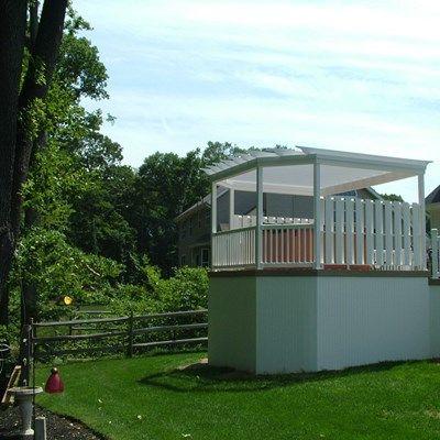 Custom Deck in Monroe NJ - Picture 3349