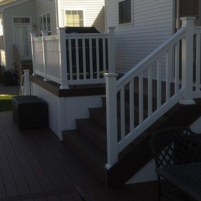 Custom Deck in Manalapan NJ - Picture 3351