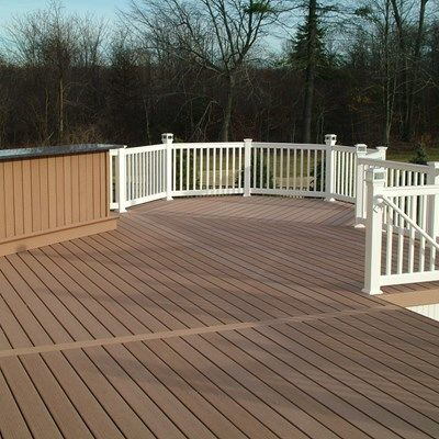 Custom Deck in Morganville N.J. - Picture 3360