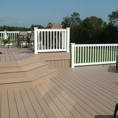 Custom Deck in Cream Ridge NJ - Picture 3364