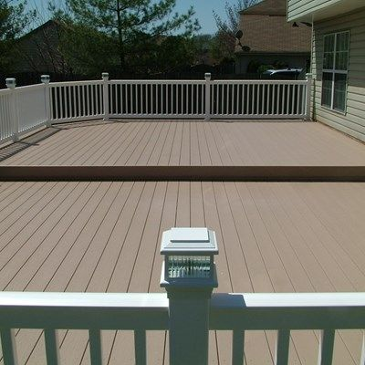 Custom Deck in Manalapan NJ - Picture 3376