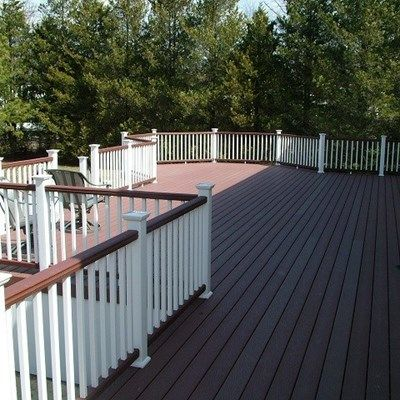 Custom Deck in Manalapan NJ - Picture 3380
