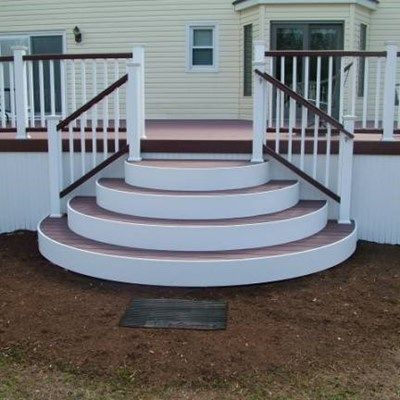 Custom Deck in Manalapan NJ - Picture 3381