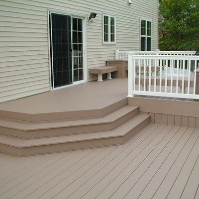 Custom Deck in Marlboro N.J. - Picture 3383