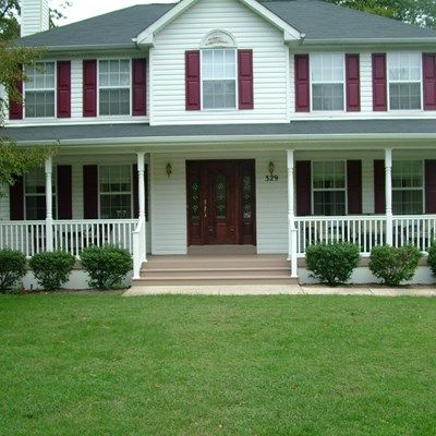 Remolded Porch deck in Plumstead NJ. - Picture 3390
