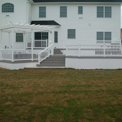Custom Deck in Monroe NJ - Picture 3405