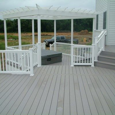 Custom Deck in Monroe NJ - Picture 3406