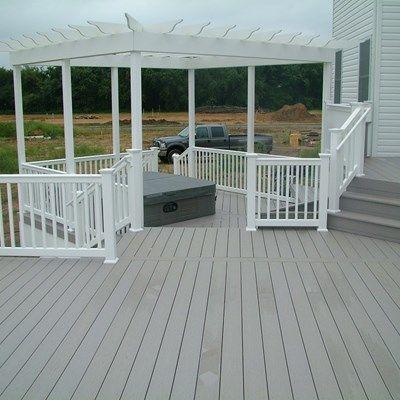 Custom Deck in Monroe NJ - Picture 3406