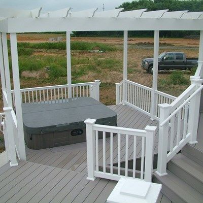 Custom Deck in Monroe NJ - Picture 3408