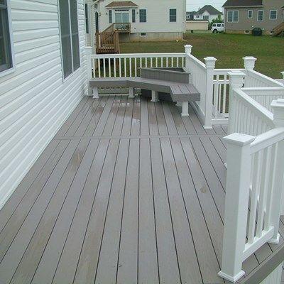 Custom Deck in Monroe NJ - Picture 3409