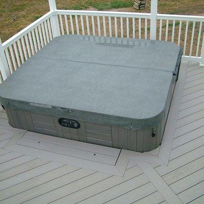 Custom Deck in Monroe NJ - Picture 3410