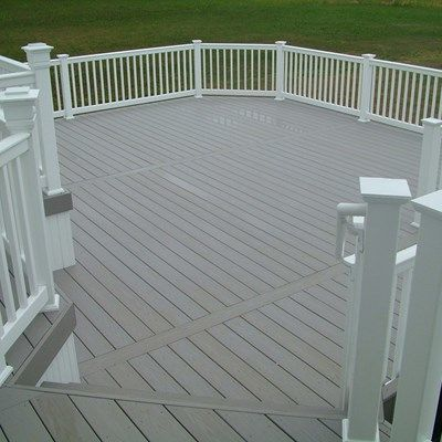 Custom Deck in Monroe NJ - Picture 3411