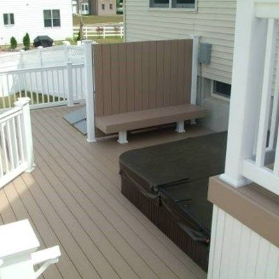 Custom Deck in Marlboro NJ - Picture 3414
