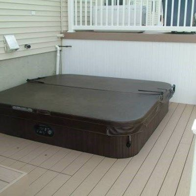 Custom Deck in Marlboro NJ - Picture 3415