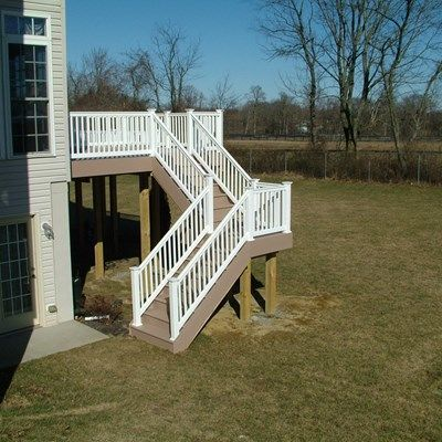 Custom Deck in Upper Freehold NJ - Picture 3417