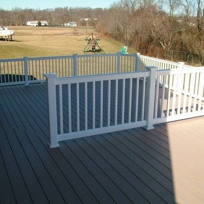 Custom Deck in Upper Freehold NJ - Picture 3420