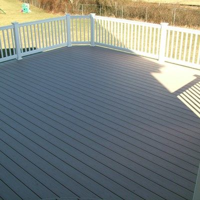 Custom Deck in Upper Freehold NJ - Picture 3421