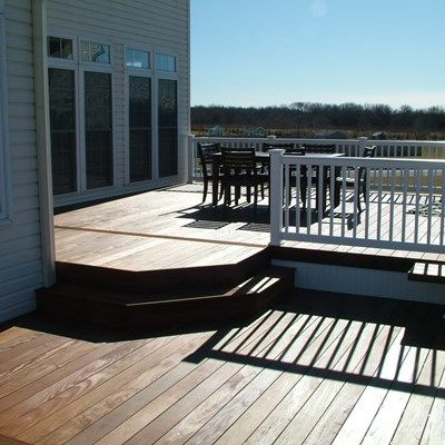 Custom Deck in Upper Freehold NJ - Picture 3429