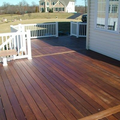 Custom Deck in Upper Freehold NJ - Picture 3431