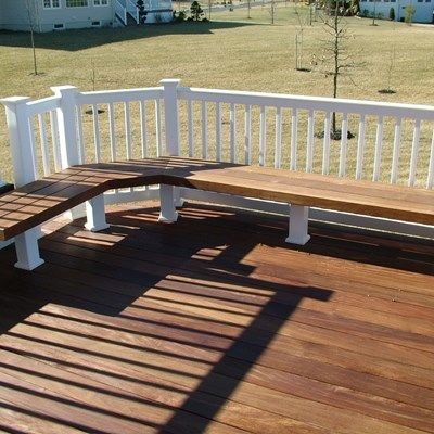 Custom Deck in Upper Freehold NJ - Picture 3432