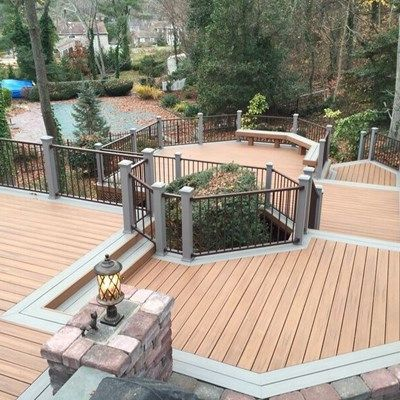 Deck in Dix Hills, NY - Picture 3484