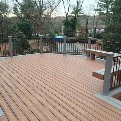 Deck in Dix Hills, NY - Picture 3489