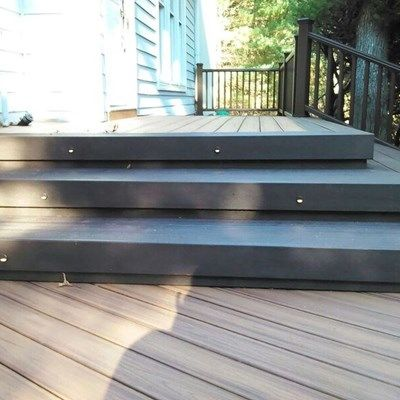 Trex Deck in East Hampton, NY - Picture 3500