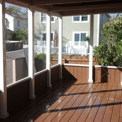 Deck in Massapequa, NY 11758 - Picture 3518