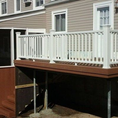 Deck in Massapequa, NY 11758 - Picture 3520