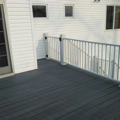 Deck in Merrick, NY 11566 - Picture 3553