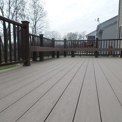 TimberTech Deck - Picture 3649