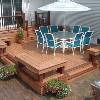 Massapequa small deck - Picture 3663