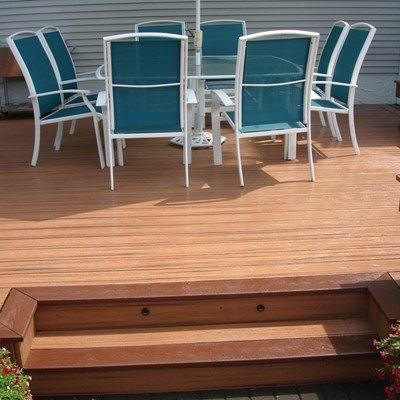 Massapequa small deck - Picture 3664