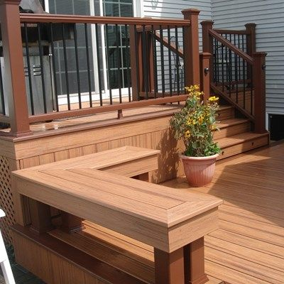 Massapequa small deck - Picture 3665