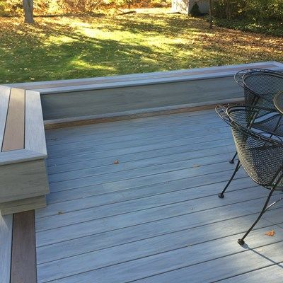 Deck - New Canaan - Picture 3695