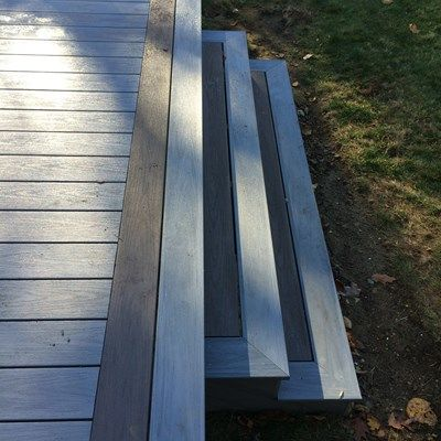 Deck - New Canaan - Picture 3696