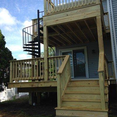 Deck - Bridgeport - Picture 3707