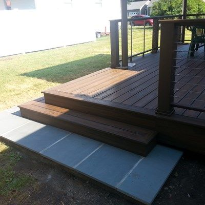 Deck - Milford - Picture 3723