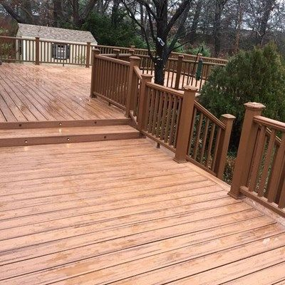 Deck in Commack - Picture 3733