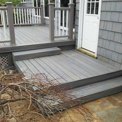 Deck in Great Neck - Picture 3737