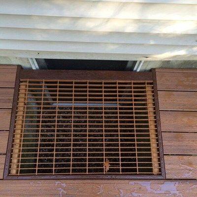 Deck in Farmingville - Picture 3741